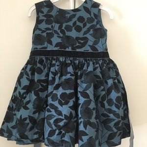24 month carter's holiday dress